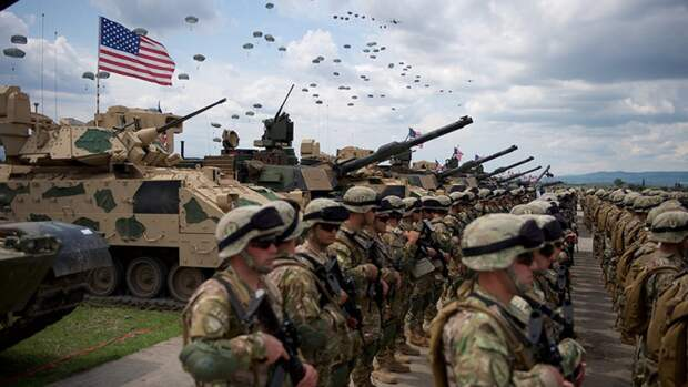 СМИ рассказали, какие страны агрессия США в адрес РФ может превратить в «горячие точки»
