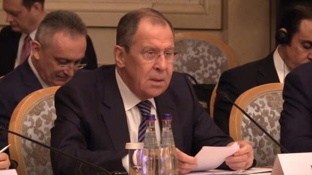 Лавров указал на нелегитимность антироссийских санкций Запада