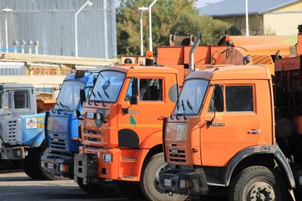 В Удмуртии задержали угонщиков «КаМАЗа»