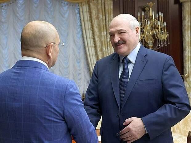Депутат от партии Зеленского заявил, что треть украинцев хотелибы видеть своим президентом Лукашенко