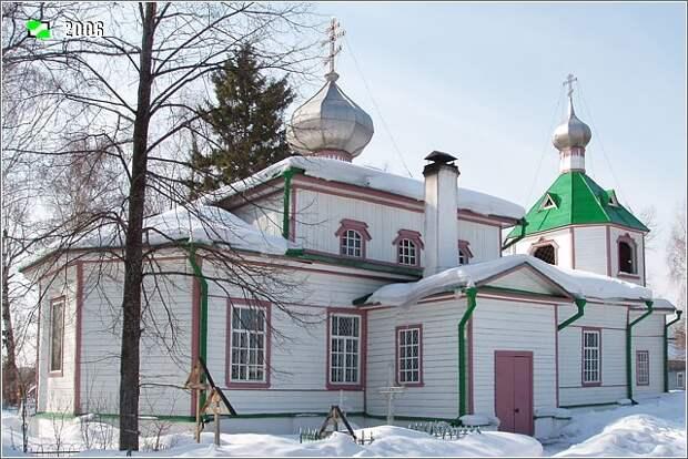 1926 - Церковь Параскевы Пятницы - Великодворье - Гусь-Хрустальный район - Владимирская область