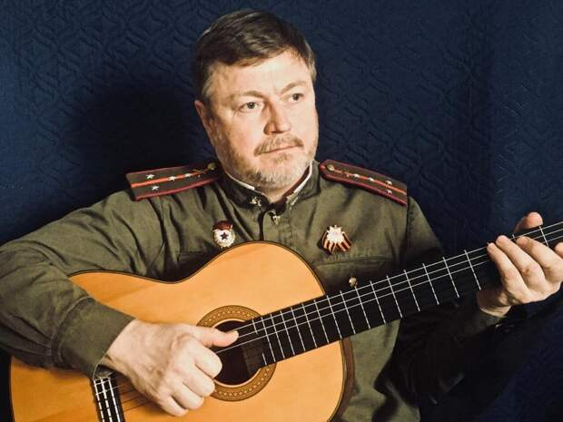 Клуб гитаристов из Савеловского представил концерт ко Дню Победы