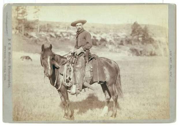 Любопытные фото с Дикого Запада (25 фото)
