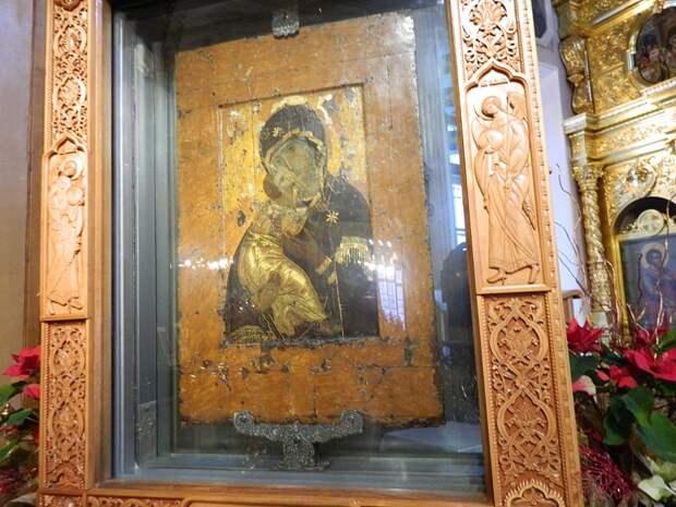 В чём ценность иконы Владимирской Богоматери