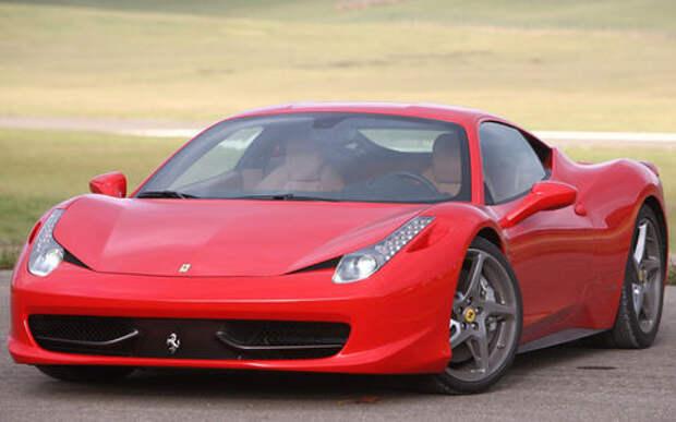 Бизнесмен решил продать Ferrari через комиссионку и забыл про машину