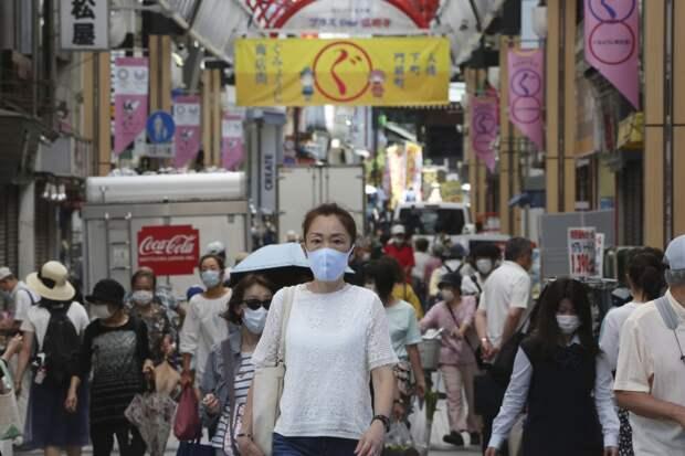 Как Япония справлялась с пандемией COVID-19