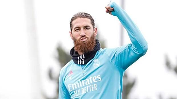 Рамос попал в заявку «Реала» на матч против «Челси». Капитан мадридцев из-за травмы пропустил больше месяца