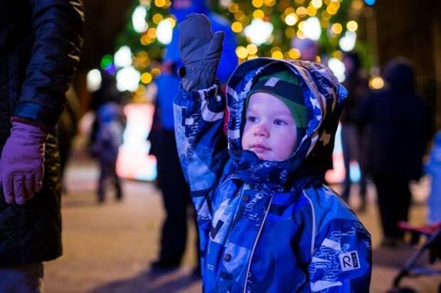 Новогоднее шоу «Волшебное путешествие» пройдет в Лианозовском парке Фото: пресс-служба Лианозовского парка