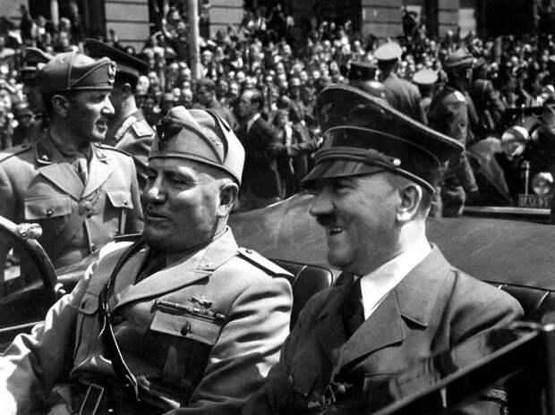 Почему Гитлер не был левым: политический спектр и научный подход
