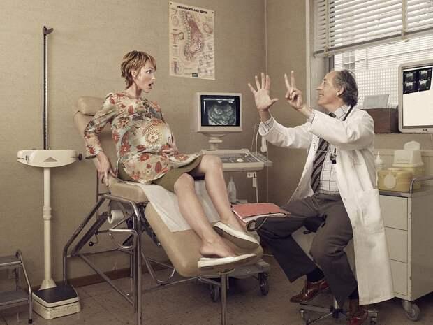 Я обидел гинеколога - не хотел - но с ними же что-то явно не так
