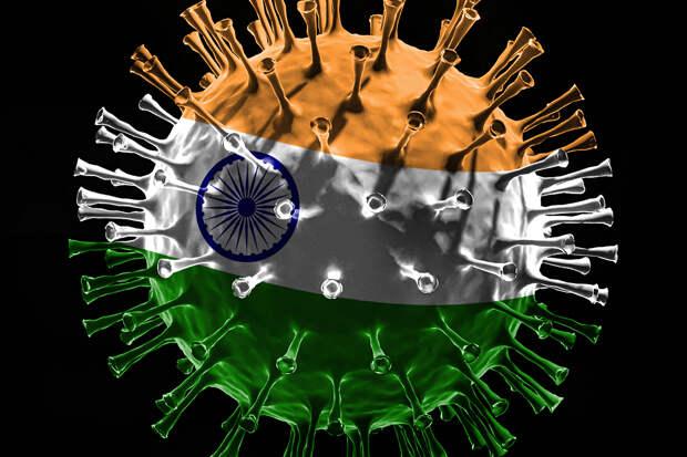 Названа главная опасность индийского штамма коронавируса