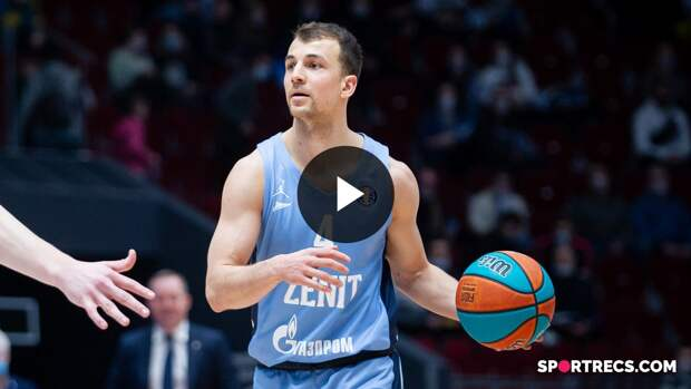 Kevin Pangos has got 7 assists in a quarter against PARMA   May 13, 2021