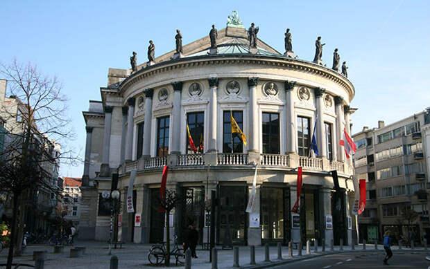 Антверпен театр
