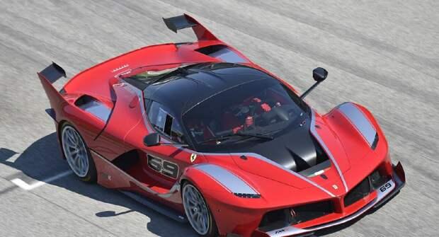 Ferrari FXX-K Evo — лимитированная трек-версия