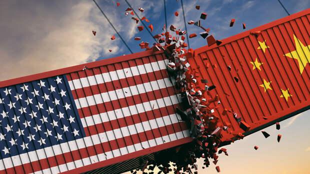 Что может вызвать войну между США и Китаем?