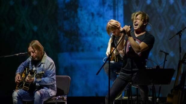 Дрон намотал на пропеллер челку музыканта группы «Би-2»