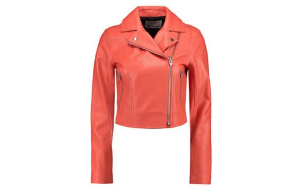 модная женская куртка косуха фото
