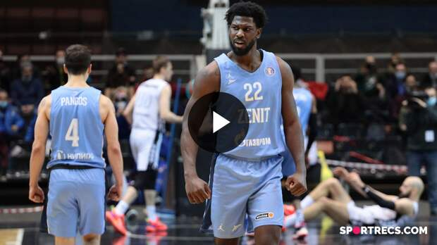 Alex Poythress is having show time in Perm   May 13, 2021