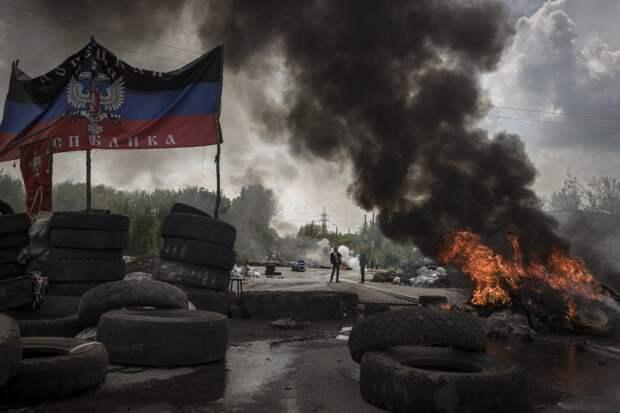 Президент ответил на вопросы о судьбе Донбасса и Луганска
