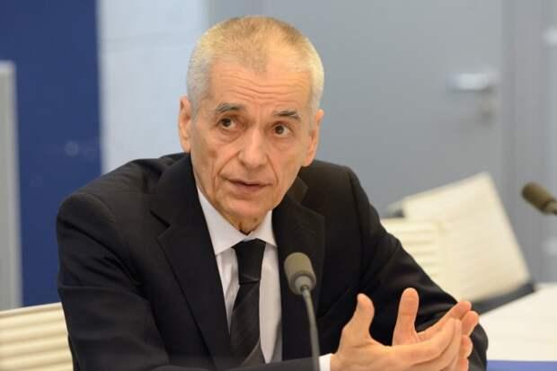 Онищенко назвал главную опасность начала учебного года