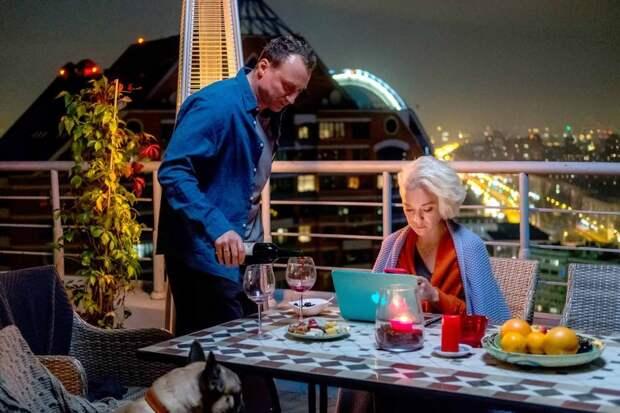 «Основано на реальных событиях»: Дарья Мороз и Анатолий Белый расскажут историю о поиске счастья в 50 лет