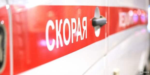 На Ташкентской из окна 7 этажа выпал подросток
