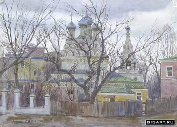 Художник - Сергей Андрияка