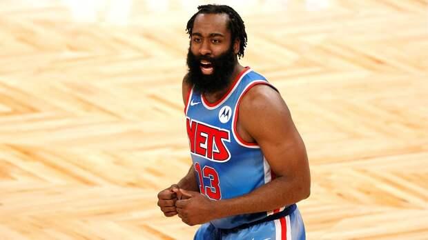 44 очка Хардена помогли «Бруклину» обыграть «Детройт», «Бостон» прервал победную серию «Милуоки»