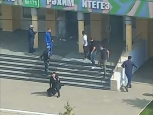 «На правоохранительный сегмент— крохи»: в НИИМВД объяснили, почему камеры не распознали оружие у напавшего на школу в Казани