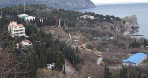 300 ленинградцев: жители Гурзуфа просят Кабанова защитить их от «Артека»