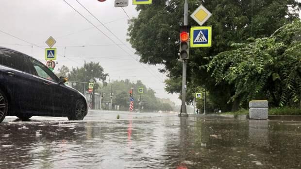 Управление МЧС по Петербургу предупредило об ухудшении погодных условий в субботу