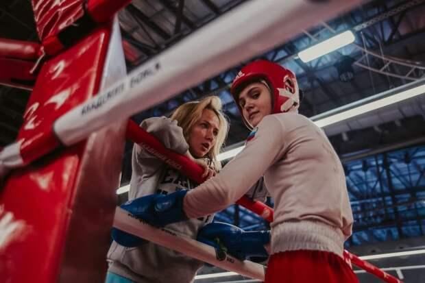 Анастасия Чаплина из Северного Тушина стала чемпионом России по боксу