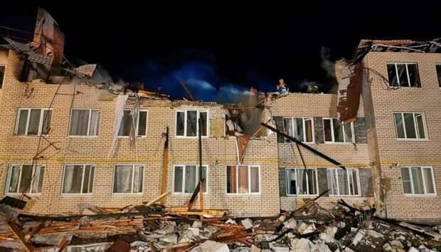 Ребенок погиб из-за взрыва газа в жилом доме в Нижегородской области
