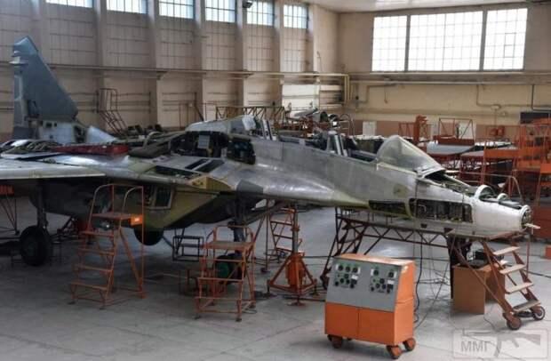 BelVPO: на Украине разворовали части польских МиГ-29