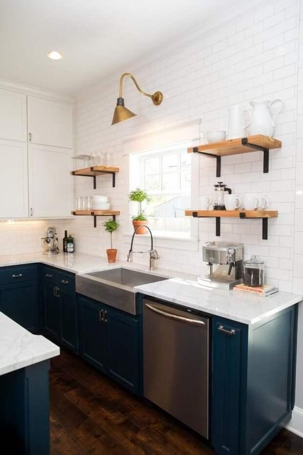 8. дизайн, идеи дизайна, интерьер, кухня, маленькая кухня