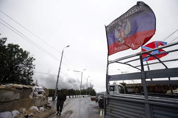 В Украине считают, что своим заявлением Путин признал ДНР и ЛНР