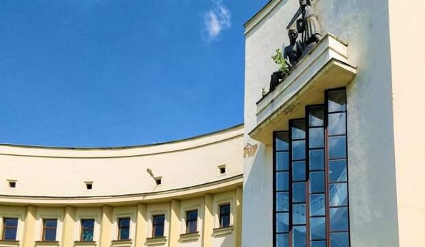 Фасады поликлиники «Аэрофлота» на Песчаной обретут первоначальный облик Фото: mos.ru