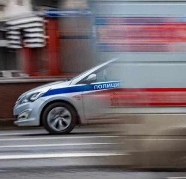 В жилом доме на севере Москвы произошла стрельба