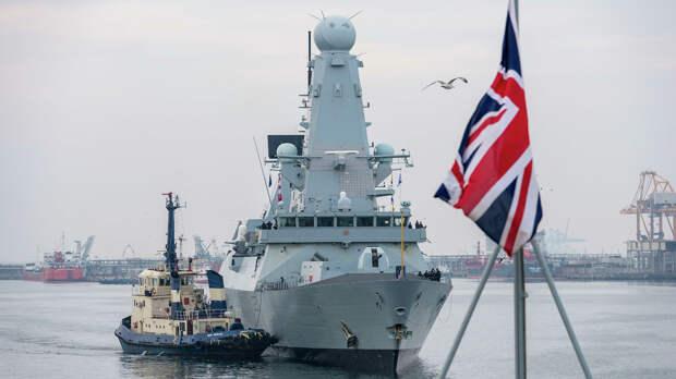 В Черное море вошли боевые корабли НАТО из Великобритании и Нидерландов
