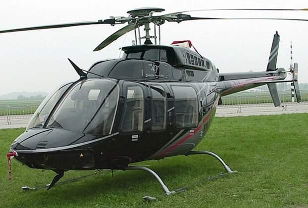 Bell 407 отправится в кругосветный полет