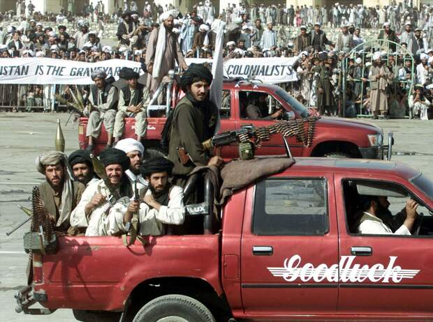 Афганистан в тисках санкций