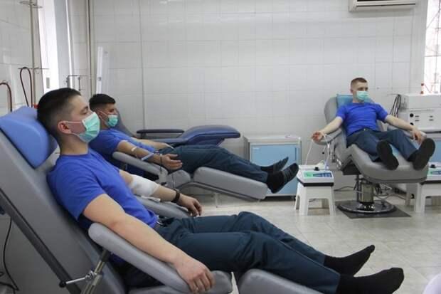 В Москве определен размер выплат донорам крови с антителами на Сovid-19