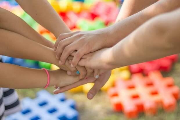 Школьники из Восточного Дегунина стали волонтерами «Большой перемены»
