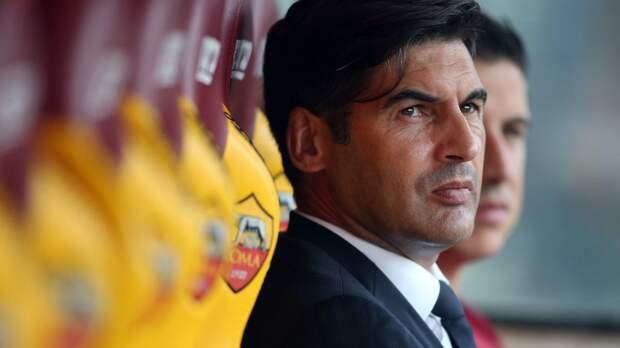«Рома» не будет продлевать контракт с Фонсекой