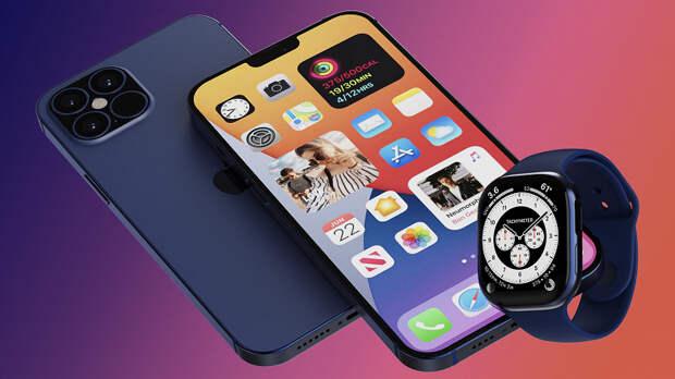 Все новые iPhone получат 120-герцевые экраны, 5,4-дюймовую модель заменят на 6,1-дюймовую