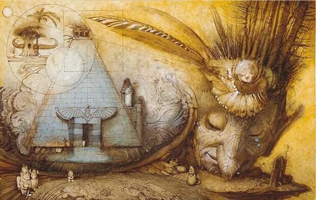 Иллюстрация Кирилла Чёлушкина.