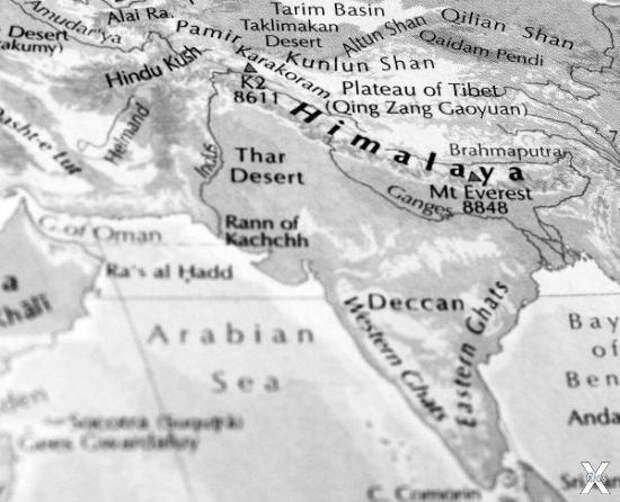 Тар – пустыня на северо-западе Индии ...