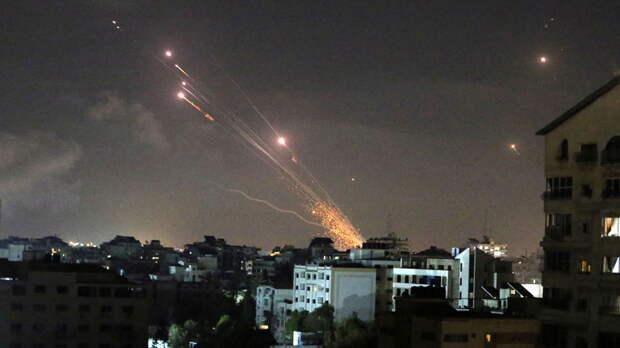 В армии заявили, что с начала обострения по Израилю выпущено не менее 1600 ракет