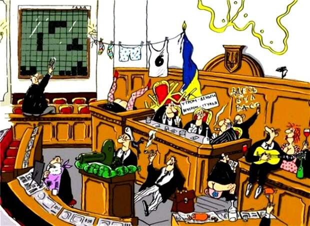 Украинская власть узнала, как заработать миллиарды