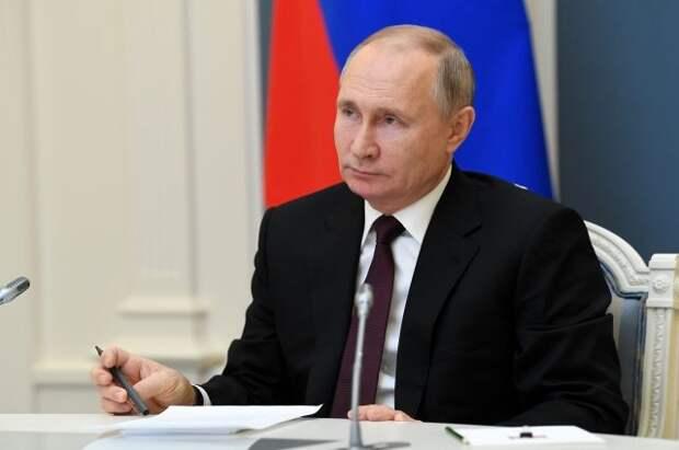 Путин прибудет в Женеву в день встречи с Байденом